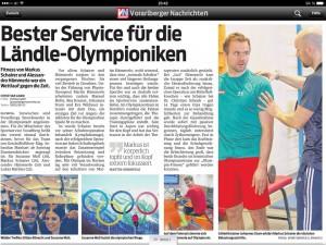 Laendle Olympioniken