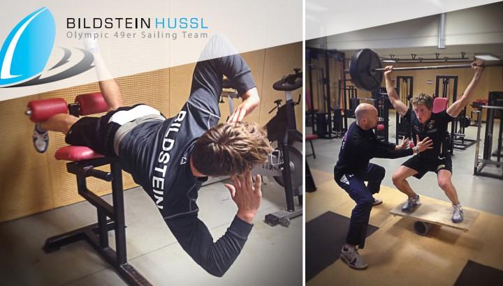 Einblicke in das Fitnesstraining von Bildstein/Hussl 01