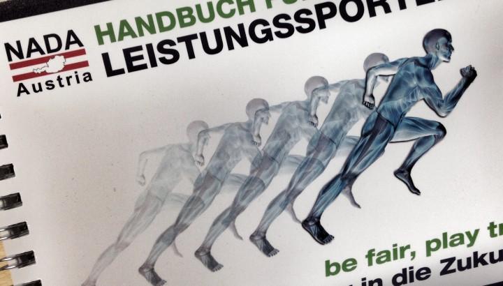 NADA Austria: Handbuch für Leistungssportler neu aufgelegt 01