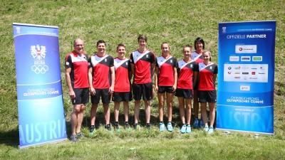 OLYMPICS - OEOC Kick Off EYOF 2015
