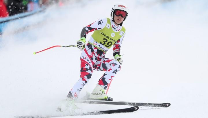 Erste Weltcuppunkte für Christine Scheyer! 01