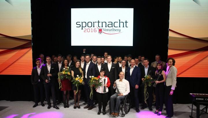Sportnacht 2016: Verdienter Beifall für sportliche Höchstleistungen 01