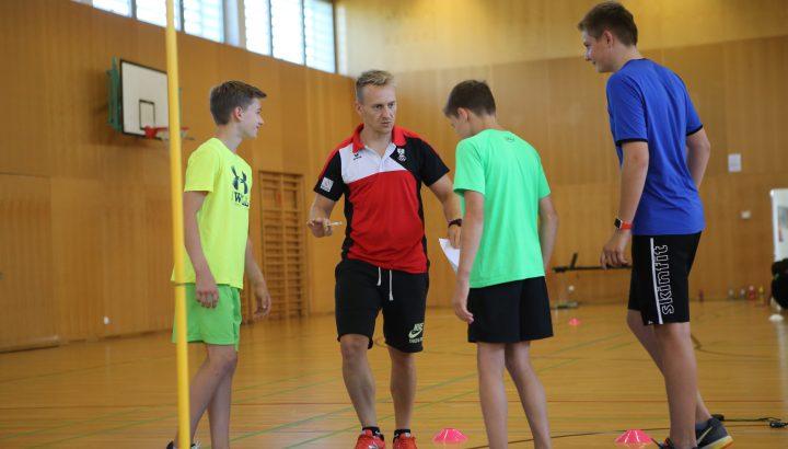 Einführungstage Sportgymnasium Dornbirn 01