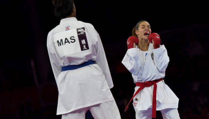 Betti Plank holt Bronze bei Karate-WM in Linz! 02