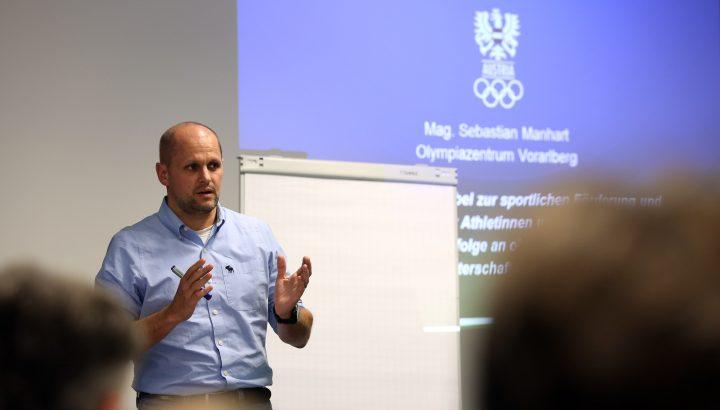 Olympiazentren-Workshop am Olympiazentrum Kärnten 02