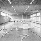 [Turnhalle der Landessportschule in Dornbirn]
