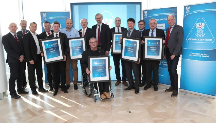 Olympiazentrum Vorarlberg als Olympiazentrum bis 2020 re-zertifiziert! 02
