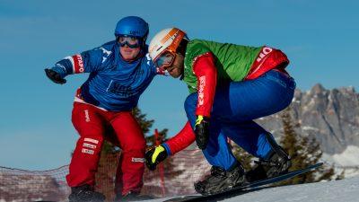 SNOWBOARDING - FIS SBX WC Montafon