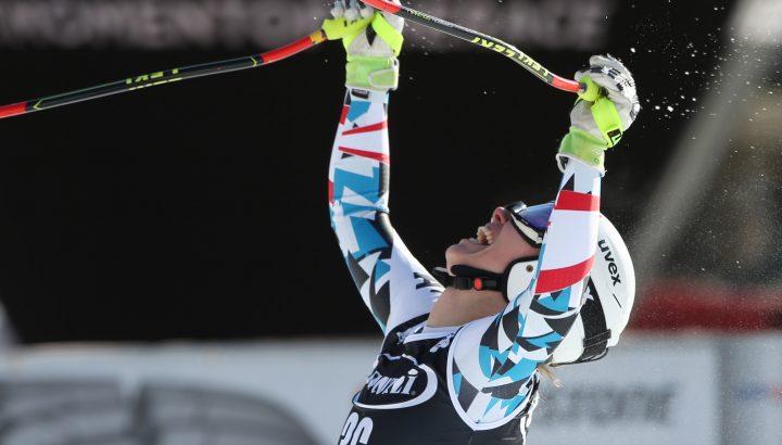 Christine Scheyer: Von der Therapie-Liege in den Weltcup 01