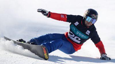 SNOWBOARD - FIS WC PyeongChang
