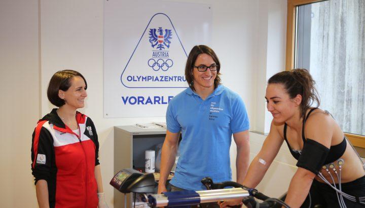 Dr. Hannes Künz: Leistungsdiagnostik für Fachverbandskader im Olympiazentrum 01
