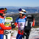 SNOWBOARD, FREESTYLE SKIING - FIS WC 2017