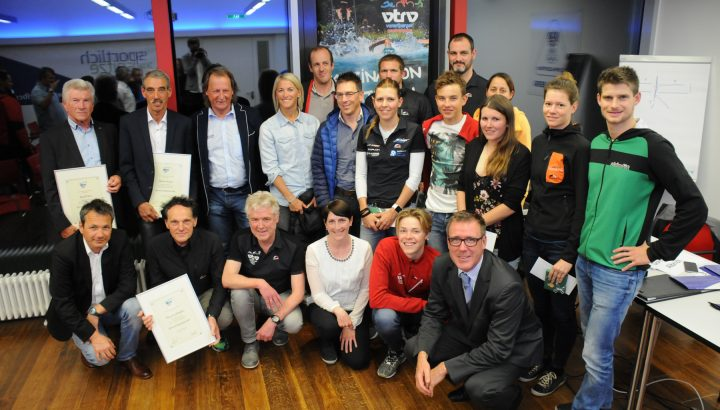 Jahreshaupt-Versammlung des Triathlonverbandes im Olympiazentrum 01