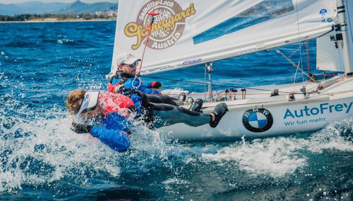 Segel-Weltcup Hyères: Comeback & Bestätigung 01