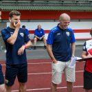 SOCCER - BL, Altach, training start