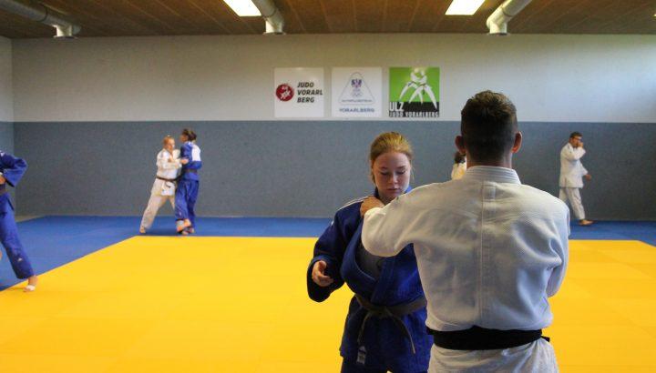 Hochwertiges Judo Trainingslager im Olympiazentrum Vorarlberg 01