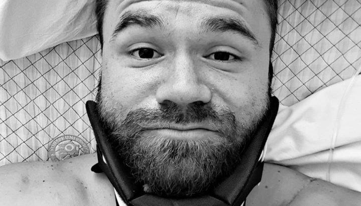 """Markus Schairer: """"Ich hatte Glück im Unglück"""" 02"""