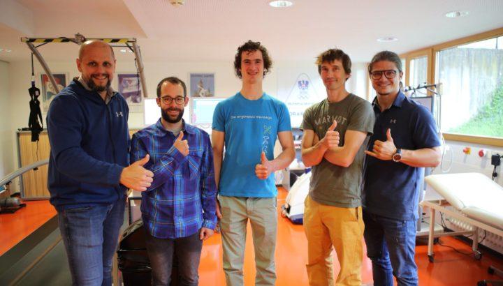 Adam Ondra: Leistungsdiagnostik für den weltbesten Kletterer 01