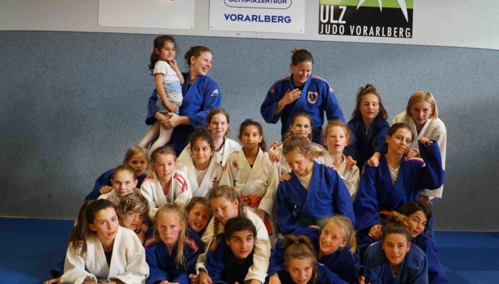 Judo: Girls Day 2018 01