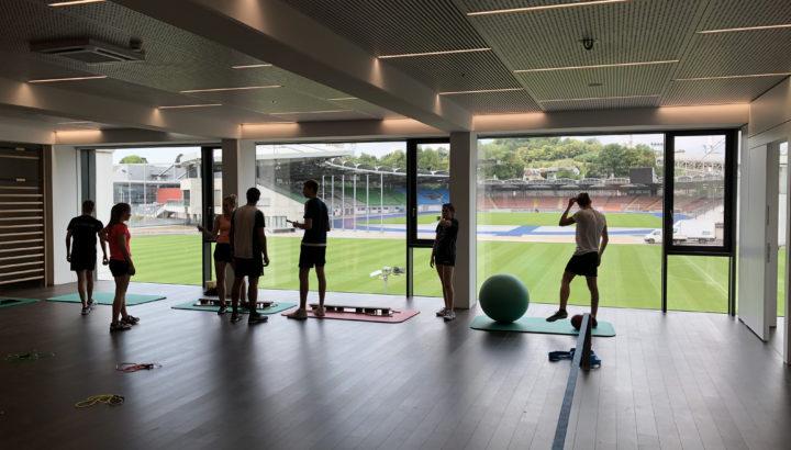 Olympiazentrum Oberösterreich eröffnet 02