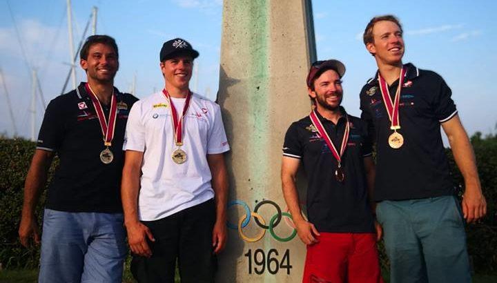 Tolle Leistungen von Vorarlbergs Seglern im Olympiarevier 01