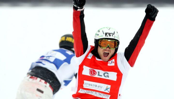 Markus Schairer verlässt die Snowboardcross Bühne 01