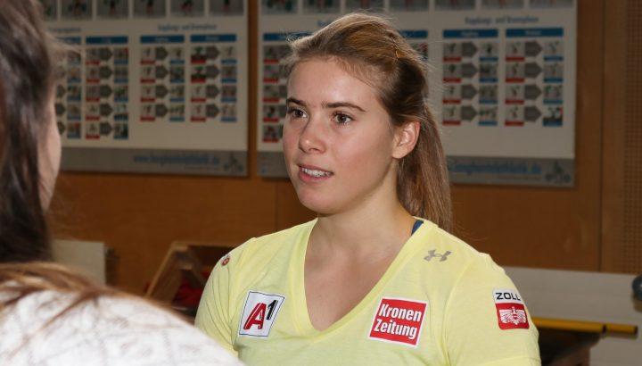 Katharina Liensberger: Zwischenstopp in der Heimat 01