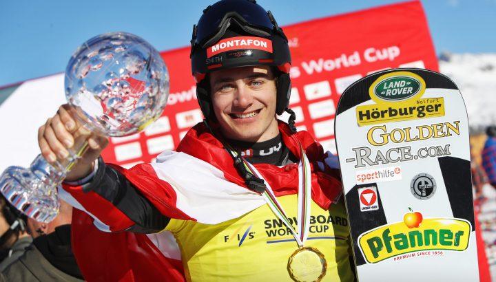 Izzi Hämmerle gewinnt Snowboardcross-Weltcup! 01