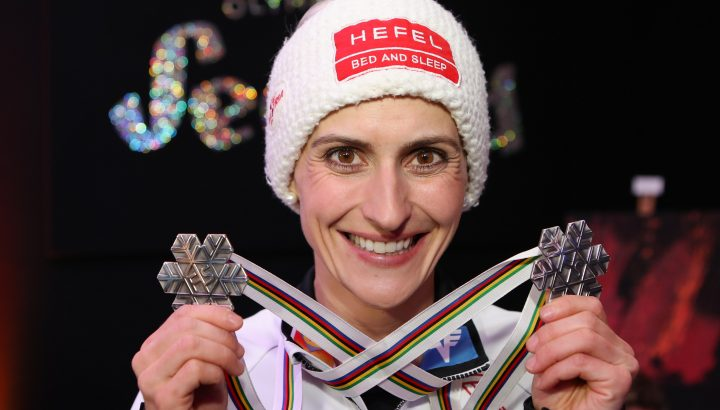 Eva Pinkelnig: Doppelte Vize-Weltmeisterin 01