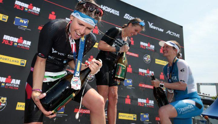 Ironman 70.3 St. Pölten: Bianca Steurer auf Rang 2! 02