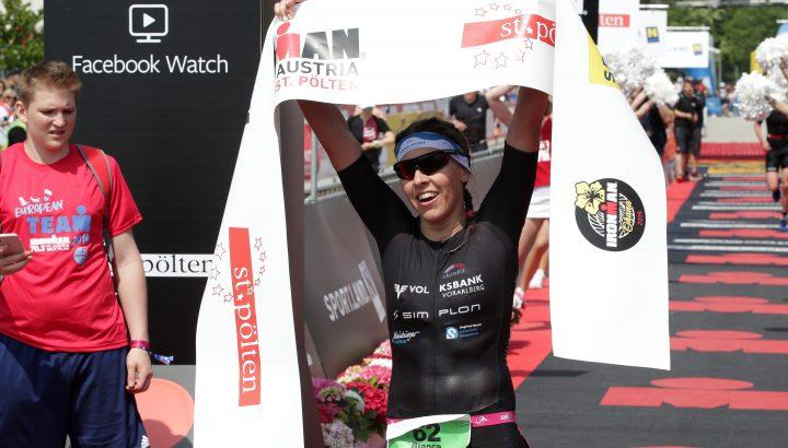 Ironman 70.3 St. Pölten: Bianca Steurer auf Rang 2! 01