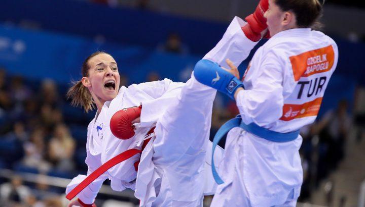 Bettina Plank holt Gold bei den European Games 01