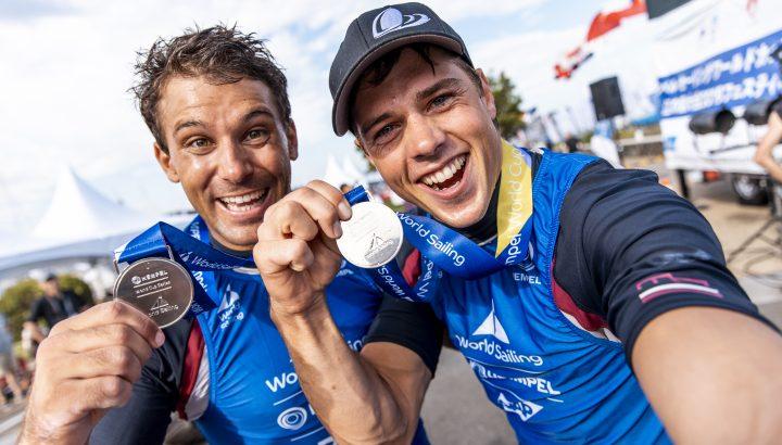 Bildstein/Hussl gewinnen Silber beim Weltcup in Japan 01