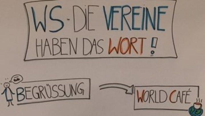VSV Workshop – Vereine haben das Wort 01