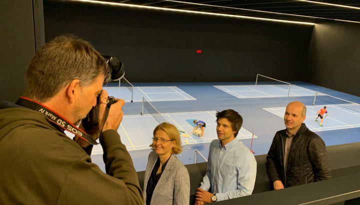 Neue Heimstätte für Vorarlberger Badminton Verband 01