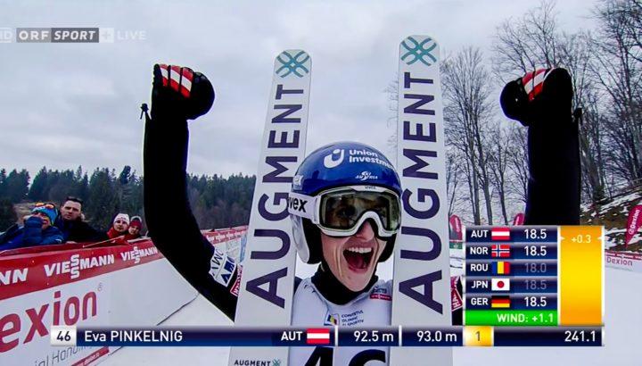 Skisprung: Dreikampf im Damen-Weltcup geht weiter 01