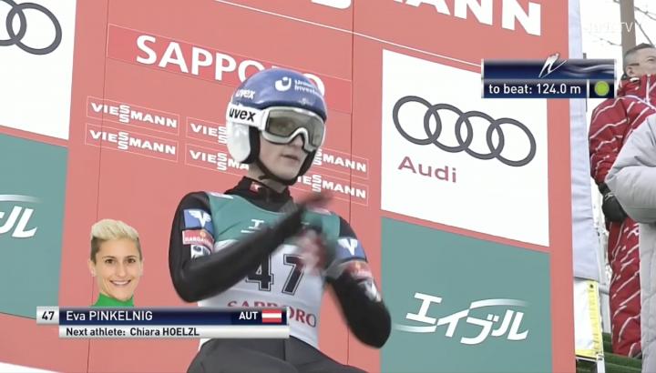 Erster Weltcupsieg für Eva Pinkelnig! 01